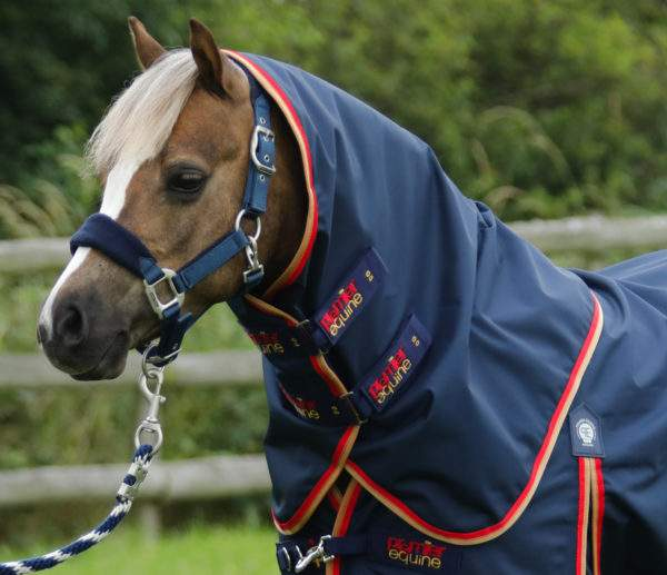 Premier Equine Pony Buster Zero 0g Classic Turnout Rug Neck Cover