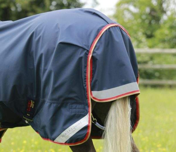 Premier Equine Pony Buster Zero 0g Turnout Rug with Classic Neck Cover