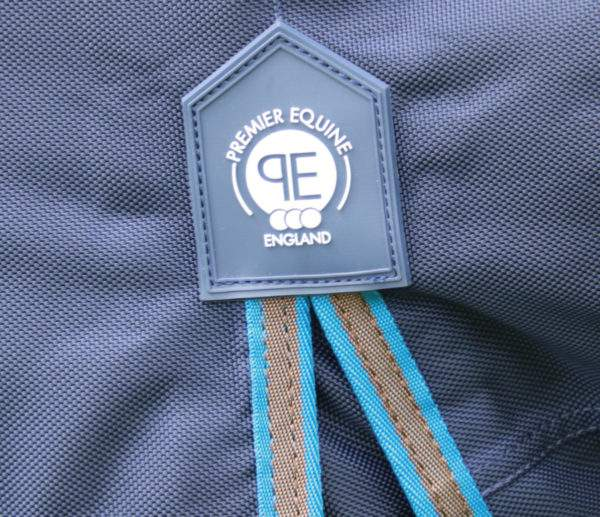 Premier Equine Pony Titan 200g Turnout Rug with Neck Cover