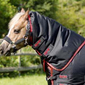 Premier Equine Pony Titan 450g Turnout Rug Neck Cover