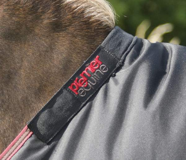 Premier Equine Pony Titan 450g Turnout Rug with Neck Cover