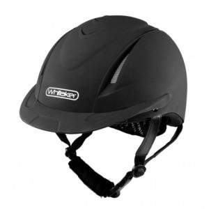Whitaker New Rider Generation Helmet in black