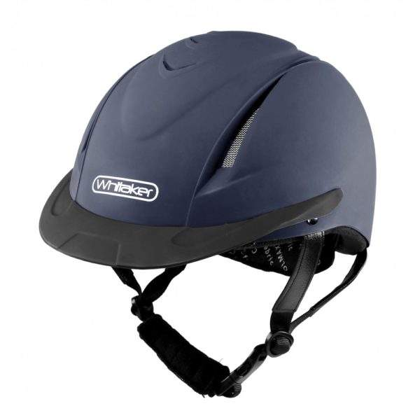 Whitaker New Rider Generation Helmet in Navy