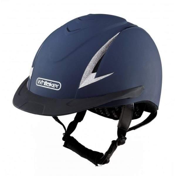 Whitaker New Rider Generation Helmet in Navy