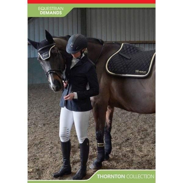 Whitaker Thornton Saddle Cloth