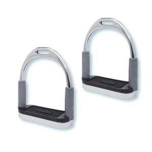 Stubben SEQ Plus Stirrups  4.75""