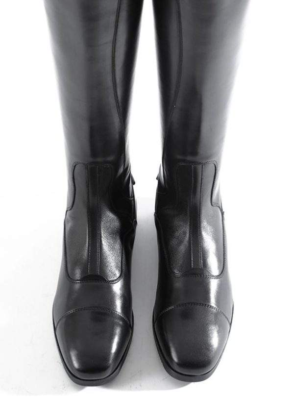 Premier Equine Acquisto Mens Long Leather Dress Riding Boot