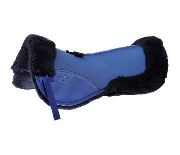 Premier Equine Airtechnology Shockproof Wool Saddle Pad - Half Pad