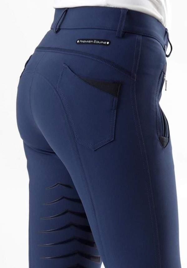 Premier Equine Celine Gel Knee Ladies Riding Breeches