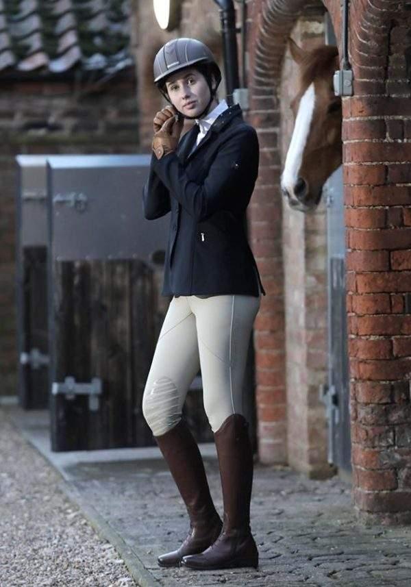 Premier Equine Davina Ladies Gel Knee Riding Breeches