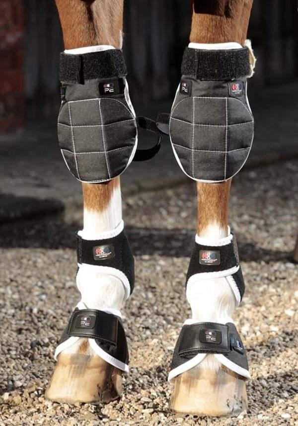 Premier Equine Magni-Teque Magnetic Horse Knee Boots