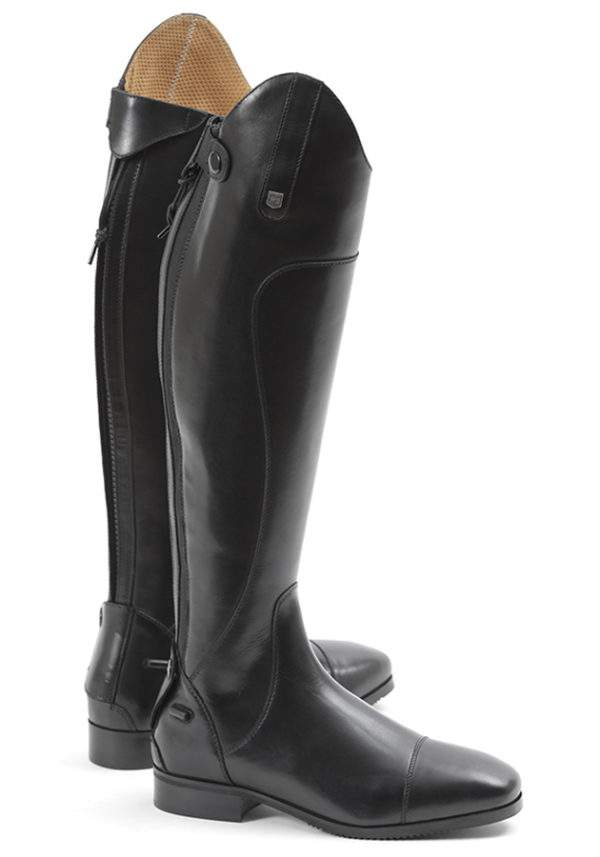 Premier Equine Mazziano Ladies Long Leather Dress Riding Boot