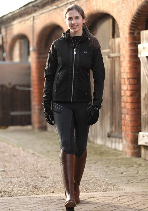 Premier Equine Melina Showerproof Softshell Jacket