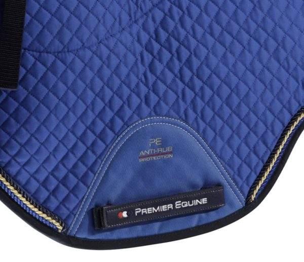 Premier Equine Merino Wool European Saddle Pad - GP/Jump Square