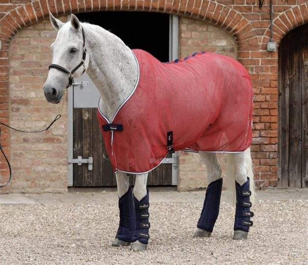Premier Equine Net-Air Cooler Rug