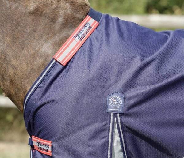 Premier Equine Pony Nardus Stratus Turnout Rug inc Neck Cover 0g