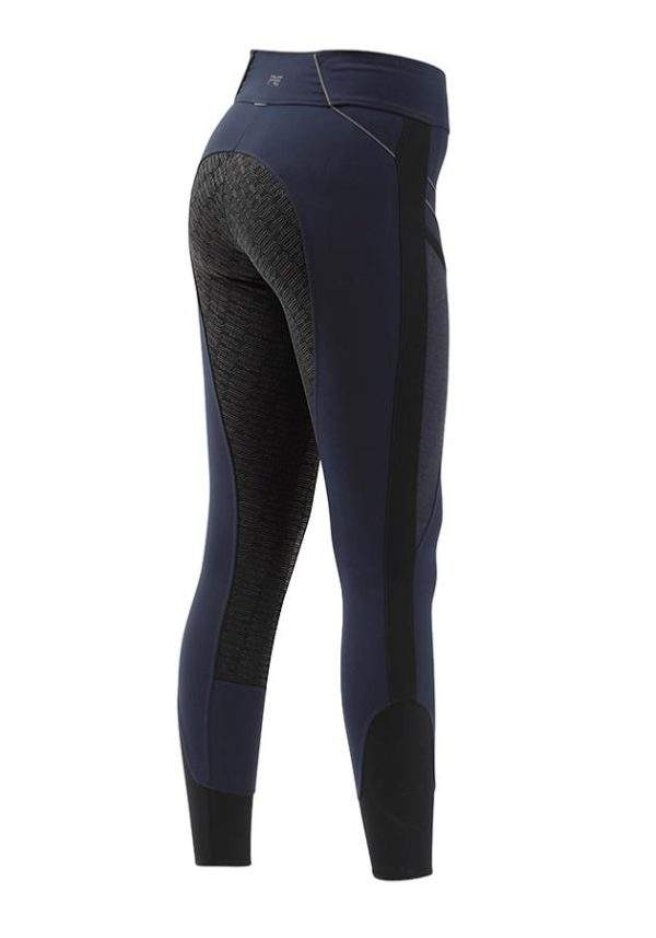 Premier Equine Ronia Ladies Gel Pull-On Riding Tights