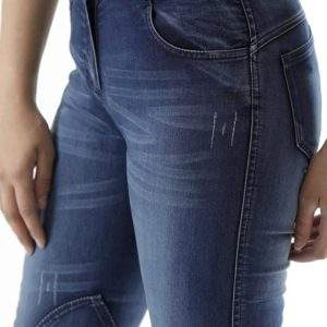 Premier Equine Roxy Ladies Denim Riding Breeches