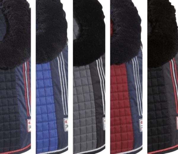 Premier Equine Sports Wool European Dressage Square