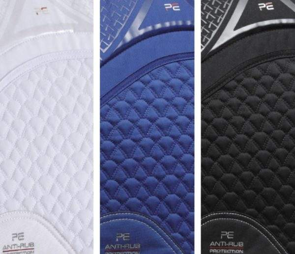Premier Equine Tech Grip Pro Anti-Slip Saddle Pad - Dressage Square