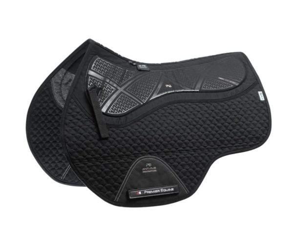 Premier Equine Tech Grip Pro Anti-Slip Saddle Pad - GP/Jump Square