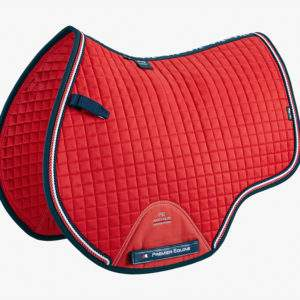 Premier Equine Close Contact European Cotton Saddle Pad - GP/Jump Square