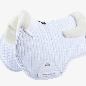 Premier Equine Close Contact Merino Wool European Saddle Pad - GP/Jump Square