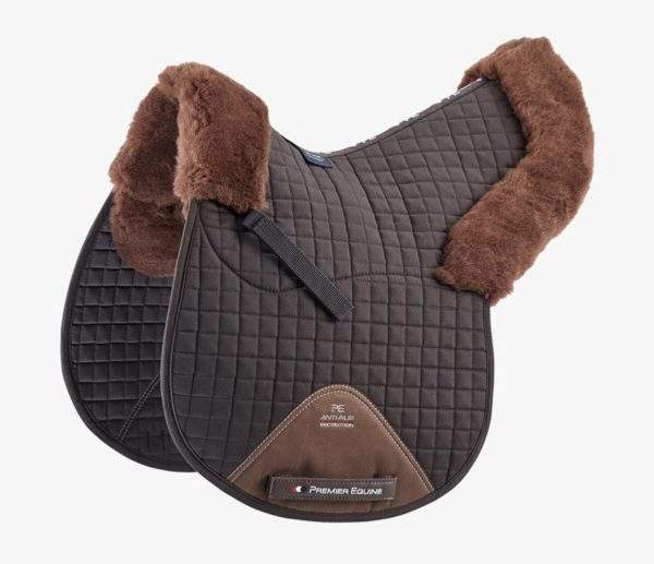 Premier Equine Merino Wool Saddle Pad - GP/Jump Numnah