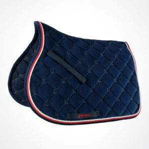 Whitaker Classic Velvet Saddle Cloth