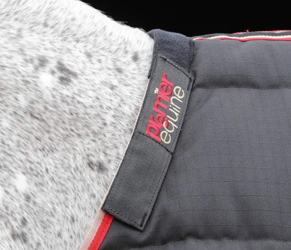 Premier Equine Stable Buster 450g Stable Rug with Neck Cover
