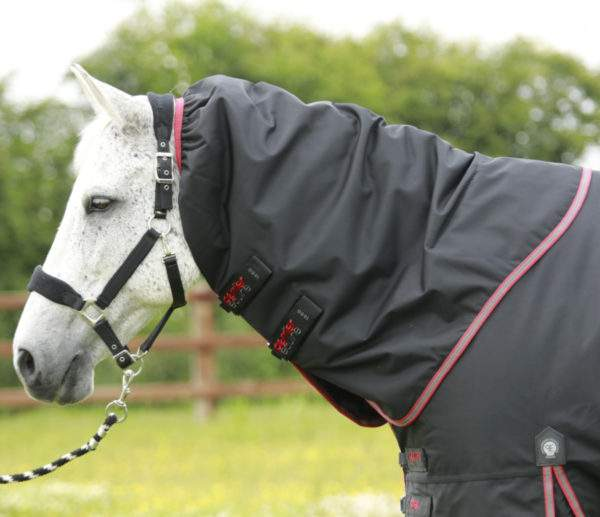 Premier Equine Titan 100g Turnout Rug with Neck Cover