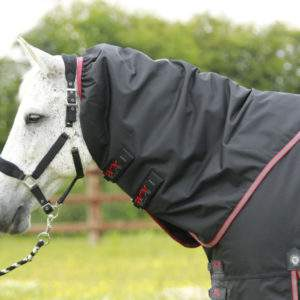 Premier Equine Titan 100g Turnout Rug Neck Cover  (100g and 200g fill )