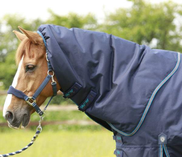 Premier Equine Titan 200g Turnout Rug with Neck Cover