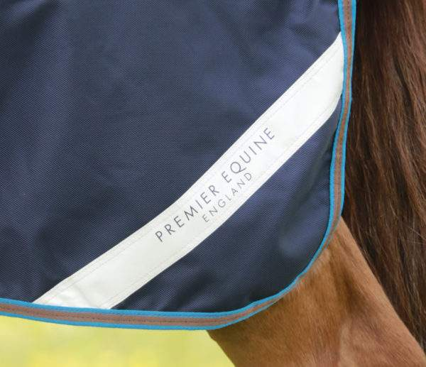 Premier Equine Titan 200g Turnout Rug with Neck Cover - SALE
