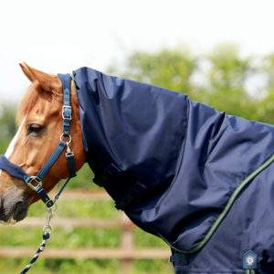Premier Equine Titan 40g Turnout Rug Neck Cover             ( 40g fill )