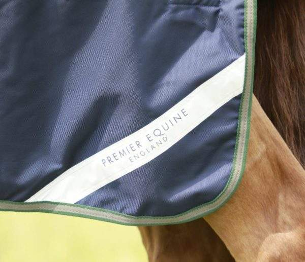 Premier Equine Titan 40g Turnout Rug with Neck Cover