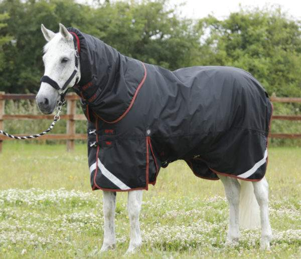 Premier Equine Titan 450g Turnout Rug with Neck Cover