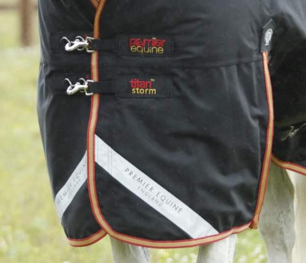 Premier Equine Titan Storm 450g Turnout Rug