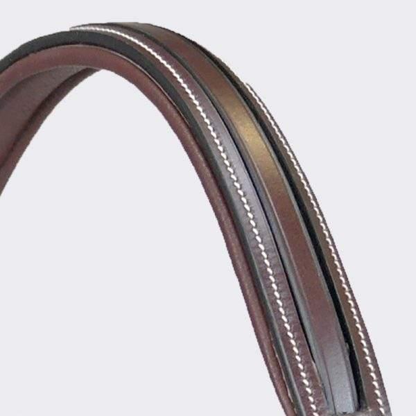 Whitaker Valencia Super Deluxe Leather Flash Bridle