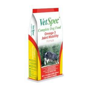 VetSpec Omega-3 Joint Mobility Formula