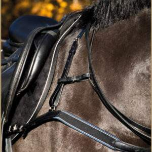 Stubben Padded Breastplate