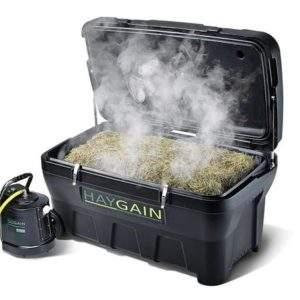 HAYGAIN HG-2000 Hay Steamer