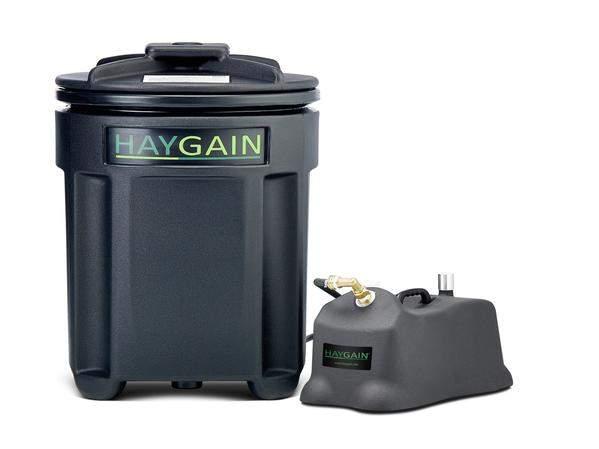 HAYGAIN HG-ONE Hay Steamer