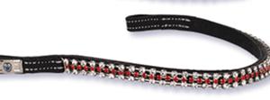 Stubben Monaghan de Luxe browband - SALE