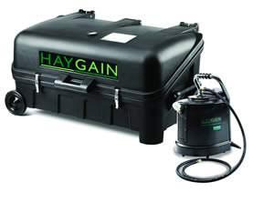 HG-1000 HAYGAIN Hay Steamer