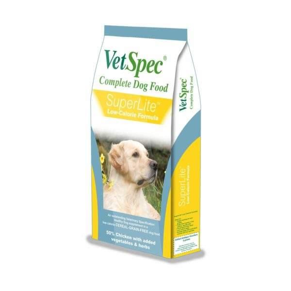 VetSpec SuperLite Low Calorie Formula