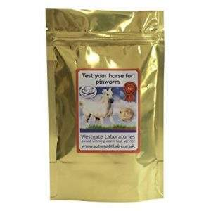 Westgate Labs Worm Count Kit  -       1 Horse Kit
