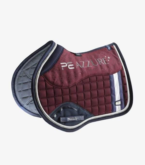 Premier Equine Azzure Anti Slip Satin GP/ Jump Square