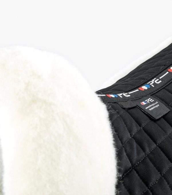 Premier Equine Pony Close Contact Merino Wool Half Lined European Dressage Square