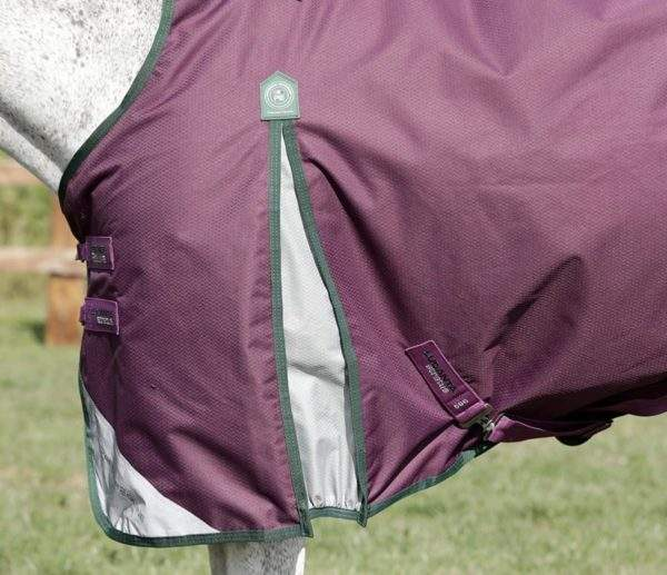 Premier Equine Lucanta Stratus 50g Turnout Rug with Neck Cover